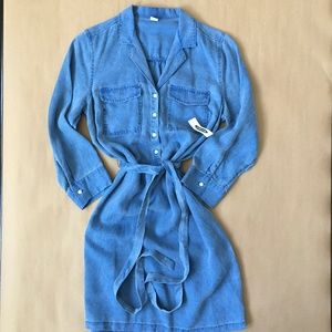 NWT Old Navy denim dress